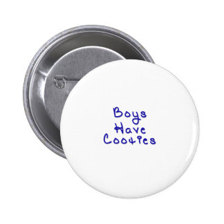 Boy Cooties Button