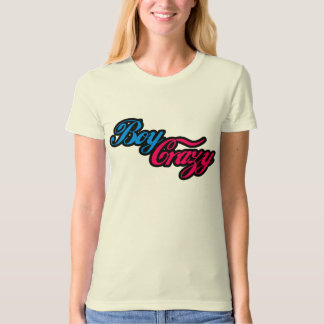 Boy Crazy Crush In Love T-Shirt