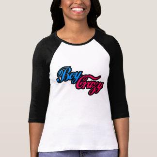Boy Crazy Crush In Love T-Shirt