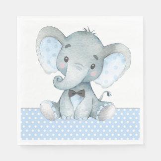 Baby Shower Paper Napkins | Zazzle