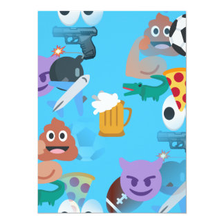 boy emoji card