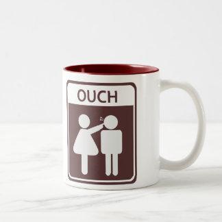 boy girl sign mug