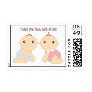 Boy / Girl Stamp