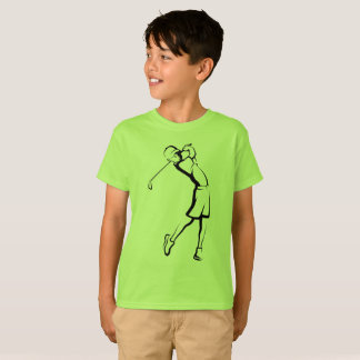 Boy Golfer T-Shirt