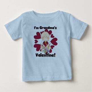 Boy Grandma's Valentine Tshirts and Gifts
