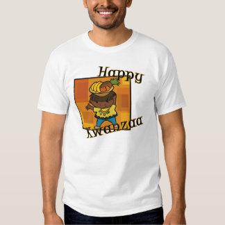 Boy Happy Kwanzaa Shirt