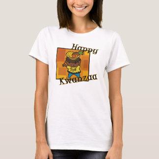 Boy Happy Kwanzaa T-Shirt