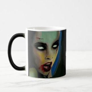 'Boy Hungry' Morphing Mug