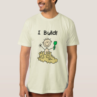 Boy I Build Castles Tshirts and Gifts