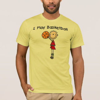 Boy I Play Basketball Tshirts and Gifts
