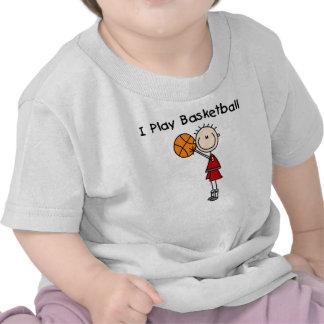 Boy I Play Basketball Tshirts and Gifts
