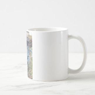 Boy in Cabbage Garden painting Coffee Mug
