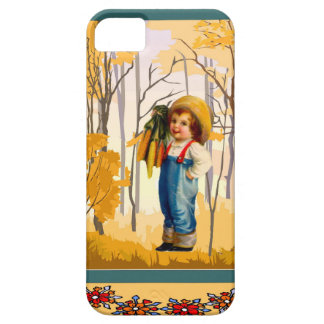 Boy in the cornfield iPhone SE/5/5s case