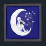 "Boy in the moon gift box<br><div class=""desc"">Boy in the moon plays his flute to make stars</div>"