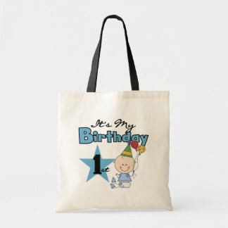 Boy It's My Birthday Tshirts and Gifts Tote Bag