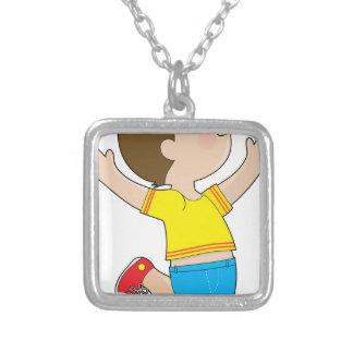Boy Jumping Jewelry