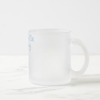 Boy Kindergarten Graduate Tshirts and Gifts Frosted Glass Coffee Mug
