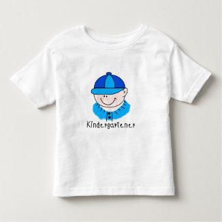 Boy Kindergartener Tee Shirt