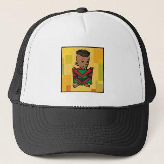 Boy Kwanzaa Trucker Hat