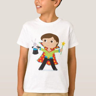 Boy Magician T-Shirt