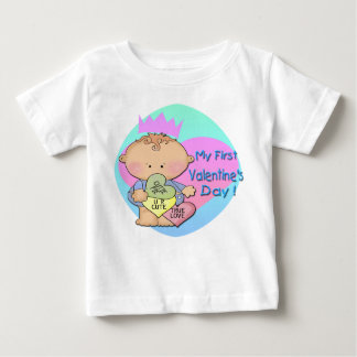Boy My 1st Valentine's Day Infant T-Shirt