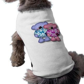 boy n girl camo love bears shirt