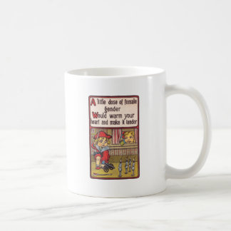 Boy Needs Help with His Feminine Side Coffee Mug