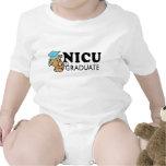Boy NICU Graduate Baby Bodysuits