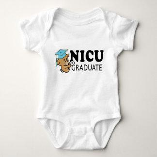 Boy NICU Graduate Infant Creeper