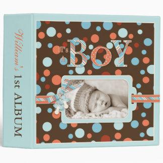 Boy OBB 2 Album 3 Ring Binder