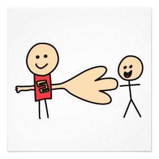 Boy Offering Shake Hand Peace Friend Friendship Photo Print