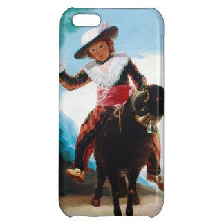 Boy on a Ram Francisco José de Goya Cover For iPhone 5C