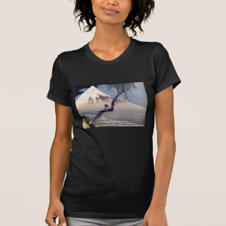 Boy on Mount Fuji, Hokusai Shirt