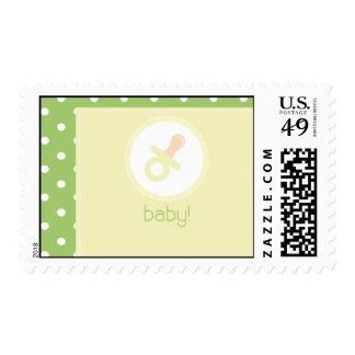 Boy or Girl Baby Postage