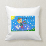 Boy or Girl Month of the Yearor Throw Pillows