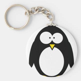 Boy Penguin KeyChain