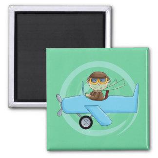 Boy Pilot Tshirts and Gifts Fridge Magnet