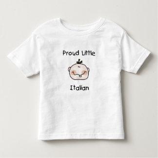 Boy Proud Little Italian Toddler T-shirt