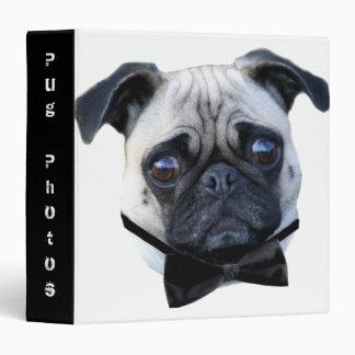 Boy Pug binder