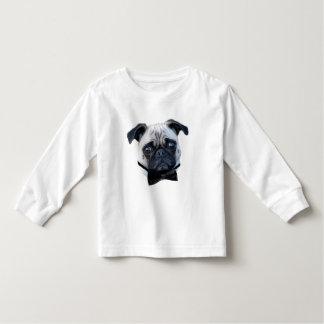 Boy Pug girls shirt