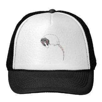 Boy-Rat Trucker Hat