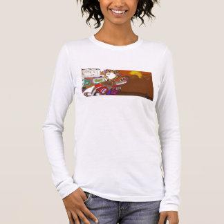 Boy Rider & Guardian Angels Long Sleeve T-Shirt