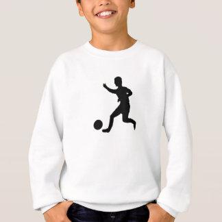 Boy Running with Ball Sweatshirt