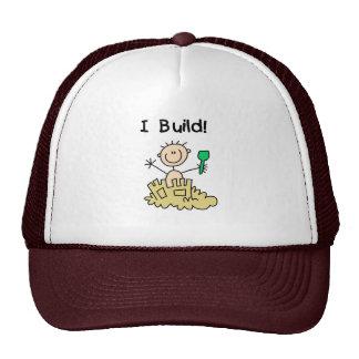Boy Sand Castle Hat
