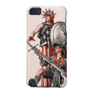 Boy Scout and Liberty iPod Touch 5G Covers