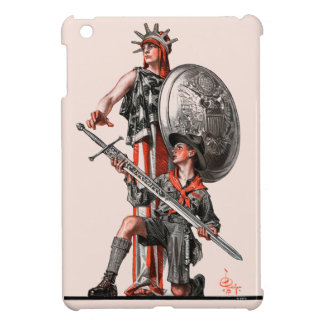 Boy Scout and Liberty iPad Mini Cases