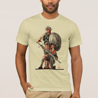 Boy Scout and Liberty T-Shirt