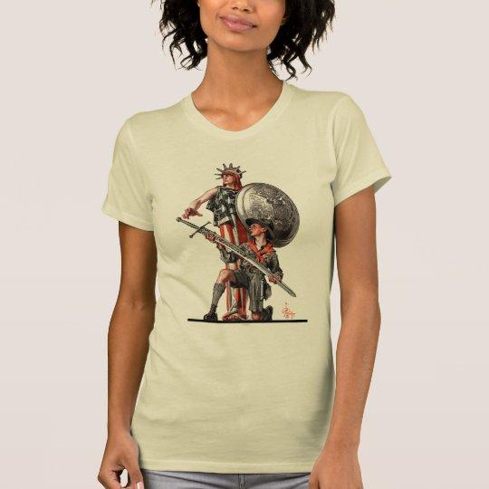 Boy Scout and Liberty T-Shirt