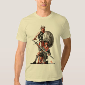 Boy Scout and Liberty Tee Shirt