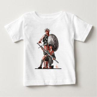 Boy Scout and Liberty T Shirt